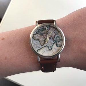 World map watch (around the world watch UO)